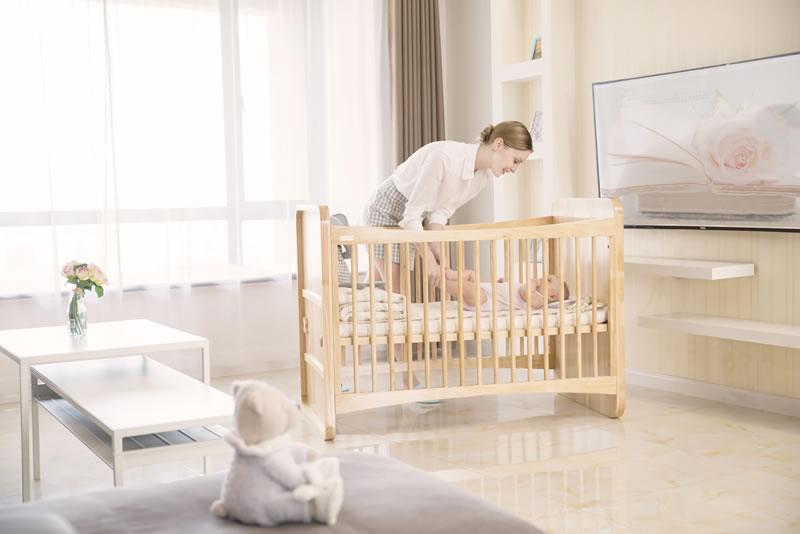 婴儿车广告摄影