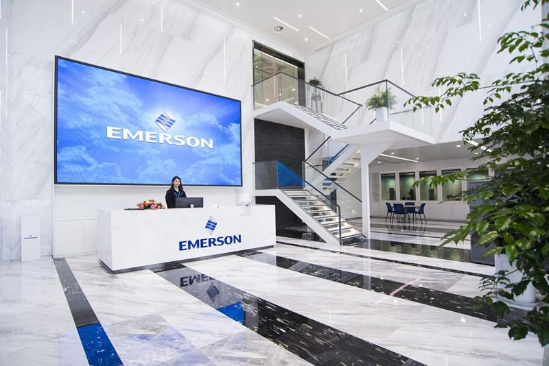 艾默生环境企业形象摄影、团队摄