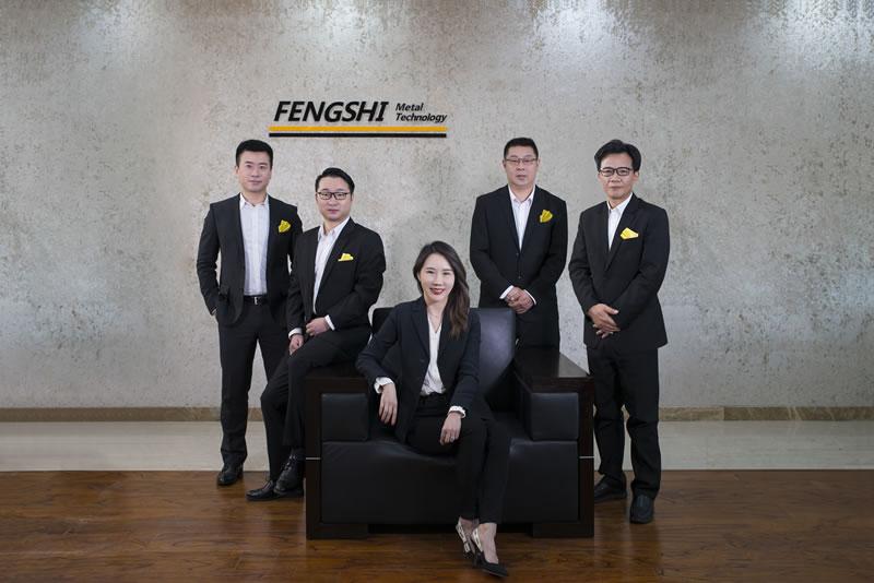 冯氏集团企业形象摄影