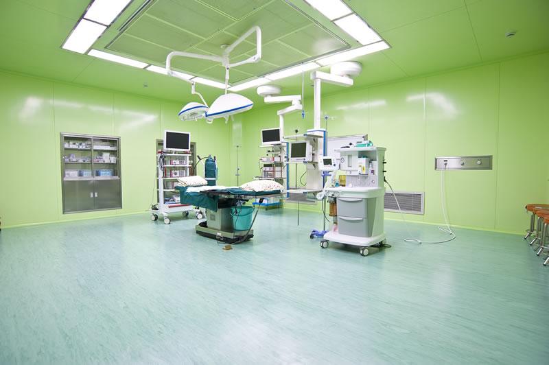 医疗设备摄影